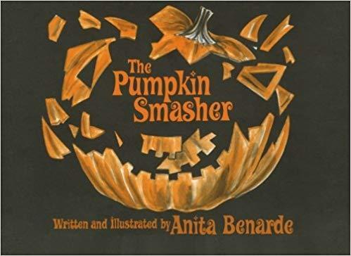 The Pumpkin Smasher book