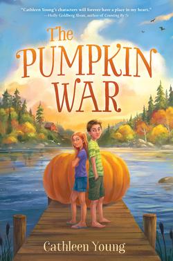 The Pumpkin War book