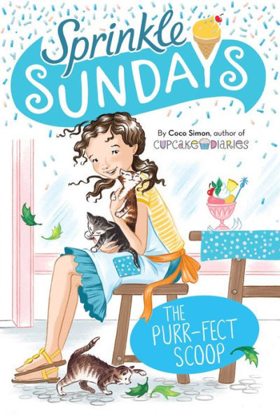 The Purr-fect Scoop book