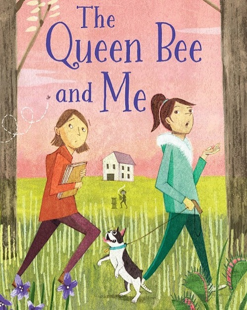 The Queen Bee and Me book