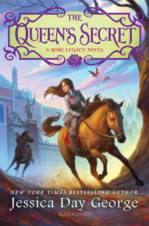 The Queen's Secret book