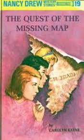 The Quest of the Missing Map book
