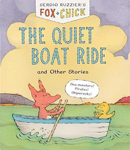The Quiet Boat Ride and Other Stories book