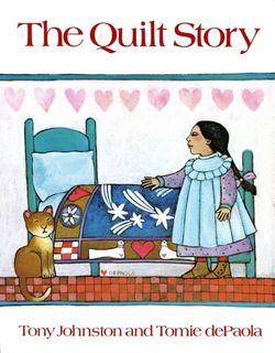 The Quilt Story book