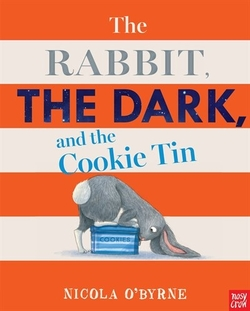 The Rabbit, the Dark, and the Cookie Tin book