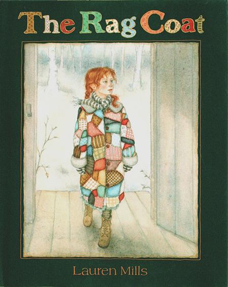 The Rag Coat book