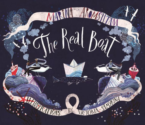 The Real Boat book