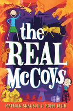 The Real McCoys book