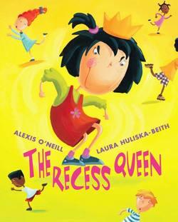The Recess Queen book