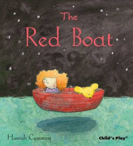 The Red Boat book
