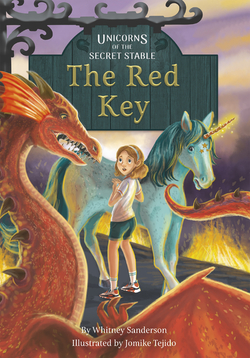 The Red Key book