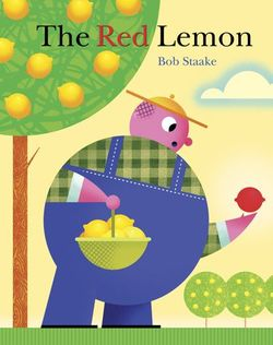 The Red Lemon book