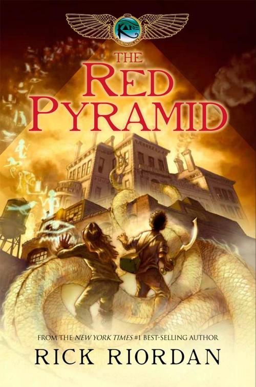 The Red Pyramid book