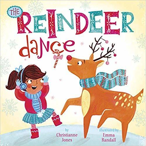 The Reindeer Dance book