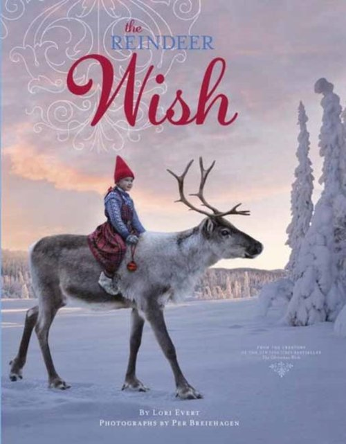 The Reindeer Wish book