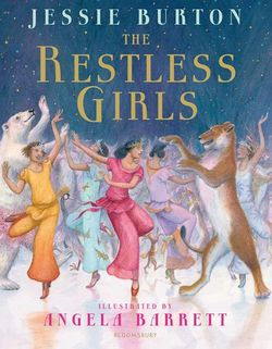 The Restless Girls book