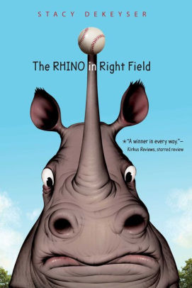 The Rhino in Right Field book