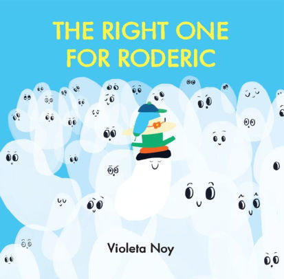 The Right One for Roderic book