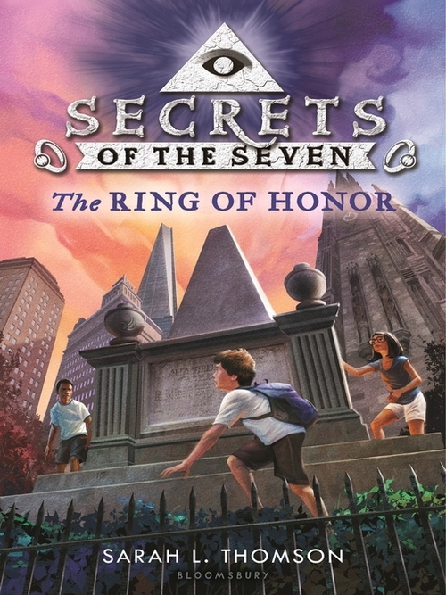 The Ring of Honor book