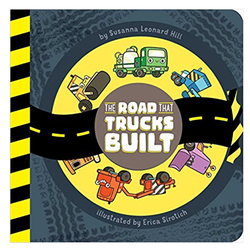 The Road That Trucks Built book
