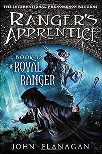 The Royal Ranger book