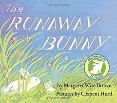 The Runaway Bunny Board Book book