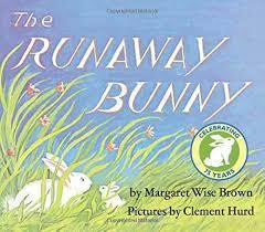The Runaway Bunny Board Book book
