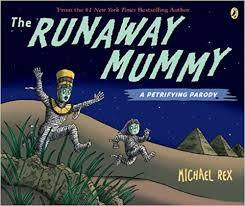 The Runaway Mummy book