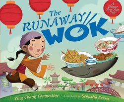 The Runaway Wok book