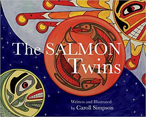 The Salmon Twins book