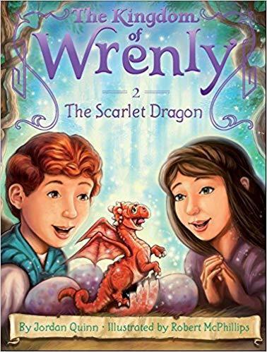 The Scarlet Dragon book