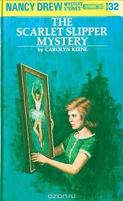 The Scarlet Slipper Mystery book