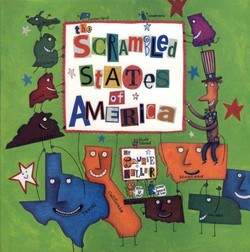 The Scrambled States of America book