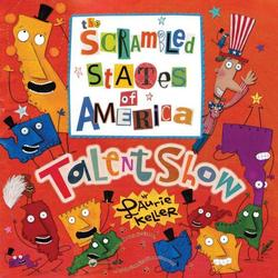 The Scrambled States of America Talent Show book