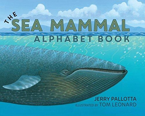 The Sea Mammal Alphabet Book book