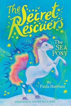 The Sea Pony book