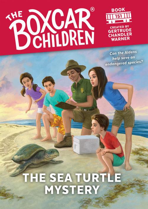 The Sea Turtle Mystery book