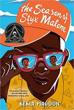 The Season of Styx Malone book