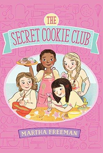 The Secret Cookie Club book