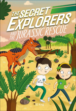 The Secret Explorers and the Jurassic Rescue book