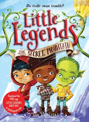 The Secret Mountain book