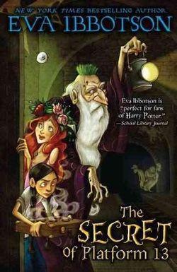 The Secret of Platform 13 book