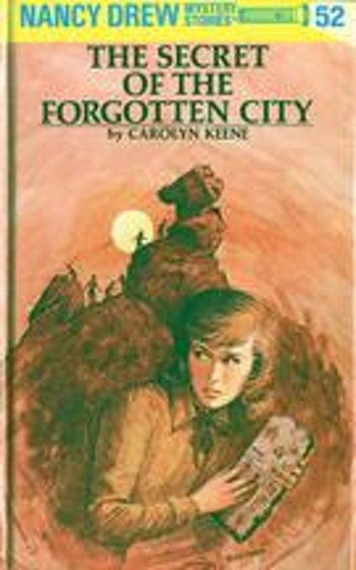 The Secret of the Forgotten City book