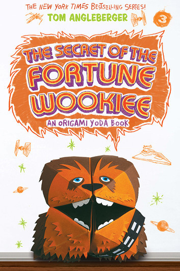 The Secret of the Fortune Wookiee book