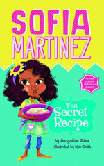 The Secret Recipe book