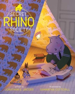 The Secret Rhino Society book