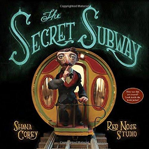 The Secret Subway book