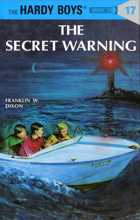 The Secret Warning book