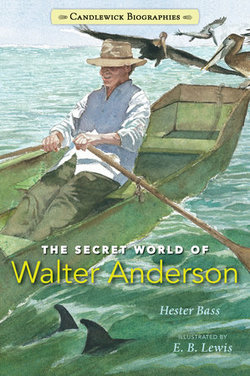 The Secret World of Walter Anderson book