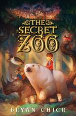 The Secret Zoo book
